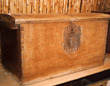 Spanish Colonial Antique Trunk