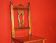 Spanish Colonial Style Chair