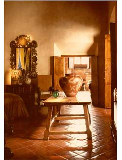 Mexican Architecture and Interiors, Hacienda Architecture, Spanish Colonial Antiques